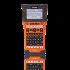 BROTHER Cimkenyomtató PT-E550WVP, kézi (ipari), QWERTY billentyűzet, TZe szalag: 3,5-24mm, tölthető akku, nagy kijelző