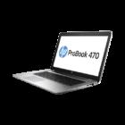 """HP ProBook 470 G4 17.3"""" HD+ AG Core i7-7500U 2.7GHz, 8GB, 1TB, Nvidia GeForce 930MX 2GB"""
