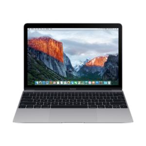 APPLE NB MacBook 12-inch Retina, Intel Dual Core M3 1,1 GHz, 8GB, 256GB SSD, Intel HD Graphics 515, silver HUN KB