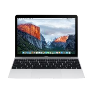 APPLE NB MacBook 12-inch Retina, Intel Dual Core M5 1,2 GHz, 8GB, 512GB SSD, Intel HD Graphics 515, silver HUN KB