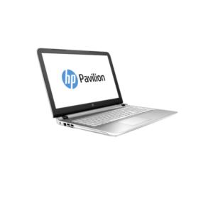 HP Pavilion 15-AB218NH, 15.6 FHD AG, Core i3-6100U, 4GB, 1TB, AMD R7M360 2GB, DOS, fehér