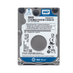 "WESTERN DIGITAL 2.5"" HDD SATA III 500GB 5400rpm 16MB Cache SCORPIO Blue"
